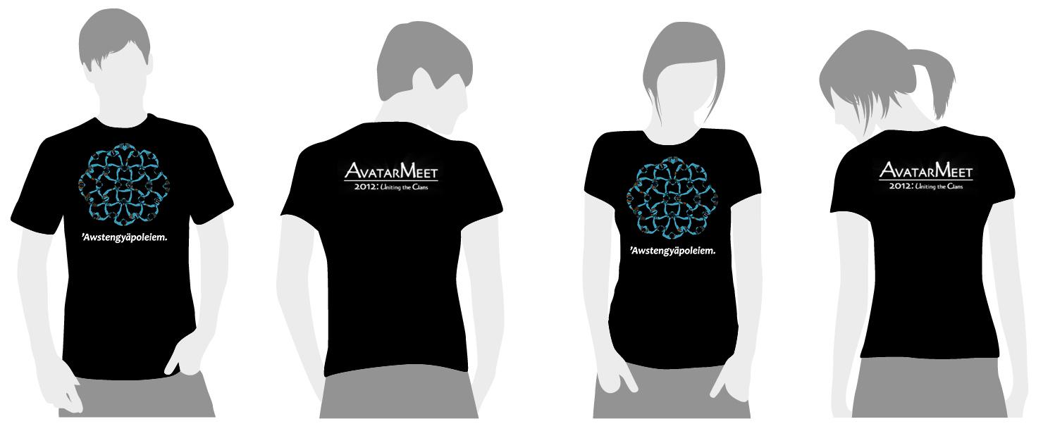 Design t shirt png -  Final 2012 Tshirt Design On Shirt Png